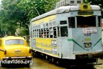Trams Kolkata Calcutta West Bengal
