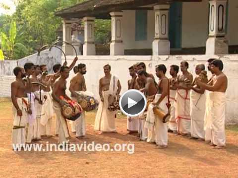 panchavadyam instruments - photo #10