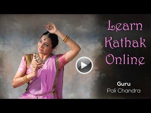 Learn Kathak Online - YouTube