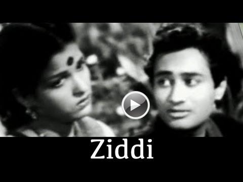 Ziddi 1948 Episode 65 Dev Anand Kamini Kaushal Kishore Kumar